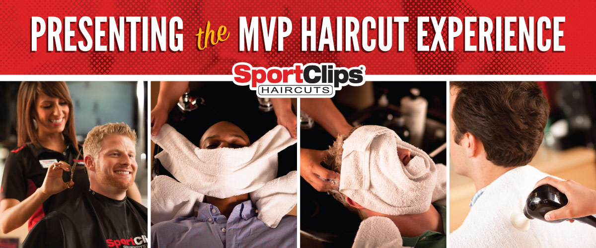The Sport Clips Haircuts of Poway MVP Haircut Experience